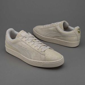 Puma Cream Gold Suede Remaster Sneaker 9